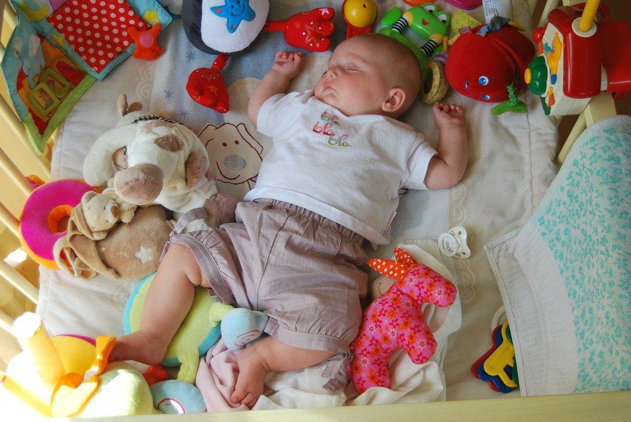 veilleuse bébé