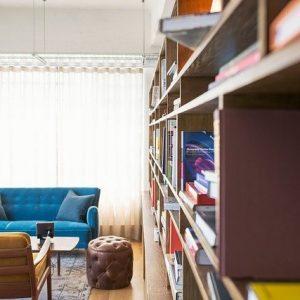 Une bibliothèque pour votre plaisir