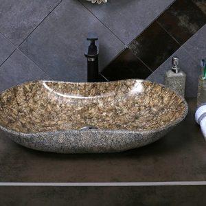 Opter pour une vasque en pierre naturelle